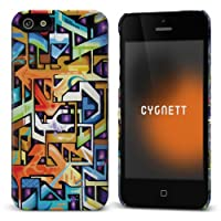 Cygnett Icon Hard Case for iPhone 5 - The Bronx
