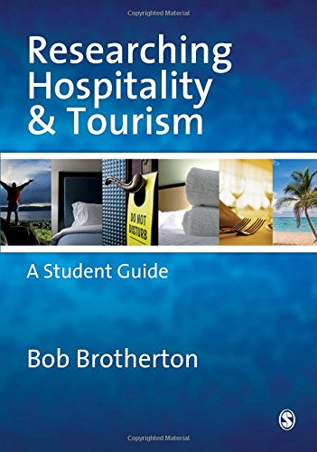 Researching Hospitality and Tourism: A Student Guide