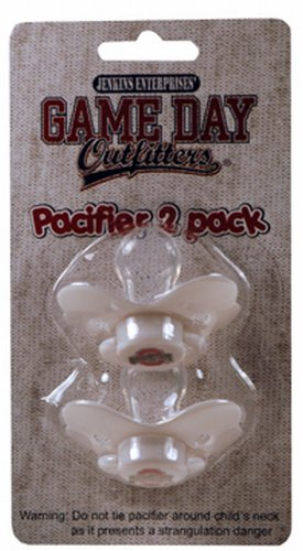 NCAA Ohio State Buckeyes Infant Pacifier - 1