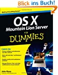 OS X Mountain Lion Server For Dummies...