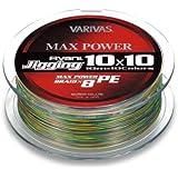 モーリス(MORRIS) ライン バリバス AVANI ジギング10x10 マックスパワー