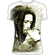 Bob Marley - Herb Jumbo Adult T-shirt