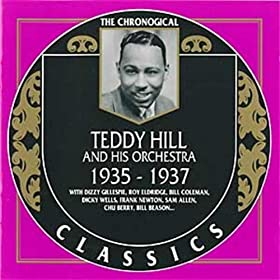 Teddy Hill: 1935-1937