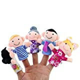 Lovely Family Six Finger Toy Doll Baby Stories Helper