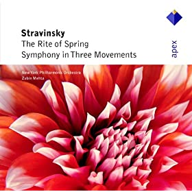 Stravinsky : Le sacre du printemps (Rite of Spring) : III Ritual of Abduction