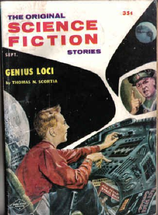 The Original Science Fiction Stories, September 1957