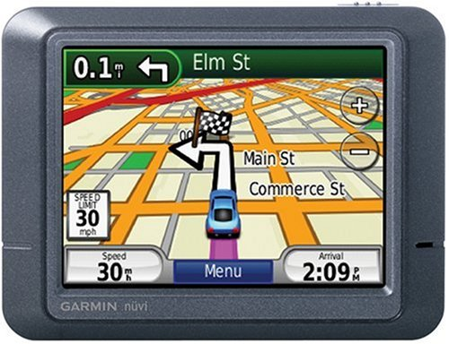 Garmin Nüvi 275/275T 3.5-Inch Bluetooth Portable Gps Navigator With Traffic