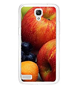 ifasho Fruits pattern Back Case Cover for Xiaomi Redmi Note 4G