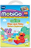 VTech MobiGo Software  Elmo and Abbey Nature Explorers