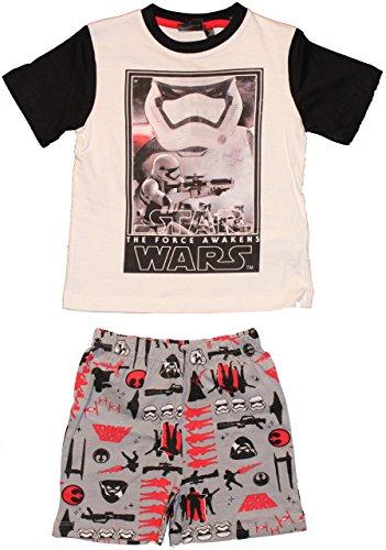 Disney Star Wars pigiama kurz nero Medium