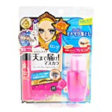 Kiss Me Heroine Make Long and Curl Mascara S & Remover L12 1set, 2pcs