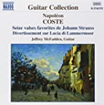 Seize Valses de Strauss / Divertissement