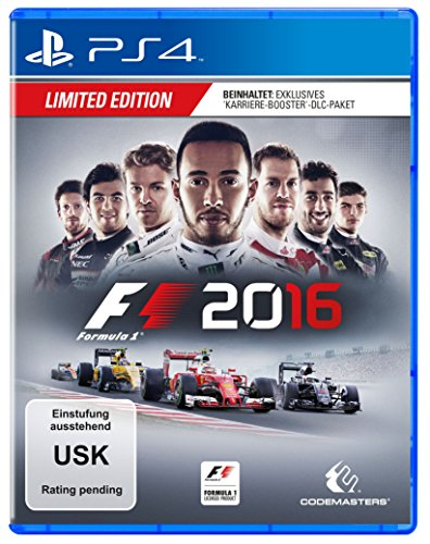F1 2016 - PlayStation 4