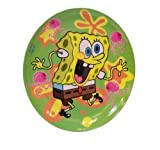 Spongebob Squarepants Party Theme Character Plate Plastic
