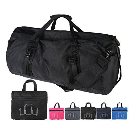 Belloo zusammenklappbar Sporttasche,4 Farbe, Vielseitiges Tragen