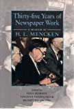 img - for Thirty-five Years of Newspaper Work: A Memoir by H. L. Mencken (Maryland Paperback Bookshelf) book / textbook / text book