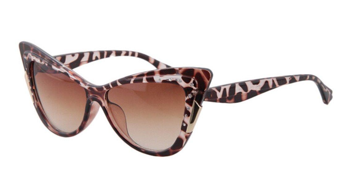 GAMT Vintage Inspired Women Rhinestone Cat Eye Sunglasses 0