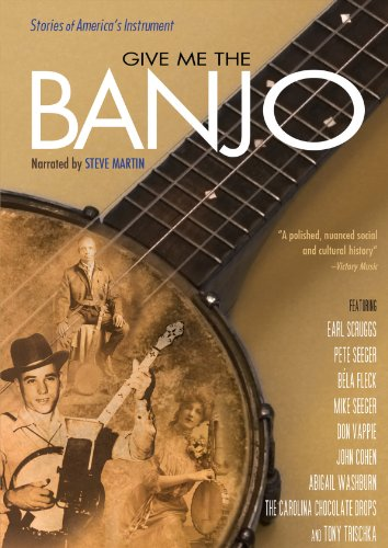 Cover art for  Give Me the Banjo