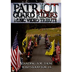 Patriot Guard Riders - Music Video Tribute