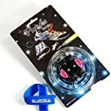 Bluecell Pink Color LED Light Party Shoelaces Lace + Free Bluecell Cable Tie