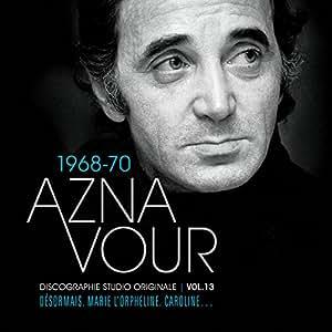 Vol.13 - 1968/70 Discographie Studio Originale