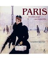 Paris, de la belle époque aux années folles