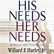 His Needs, Her Needs: Building an Affair-Proof Marriage | [Willard Harley]
