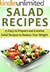Salad Recipes: 25 Easy to Prepare and...