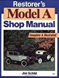 img - for Restorer's Model A Shop Manual (Motorbooks Workshop) book / textbook / text book