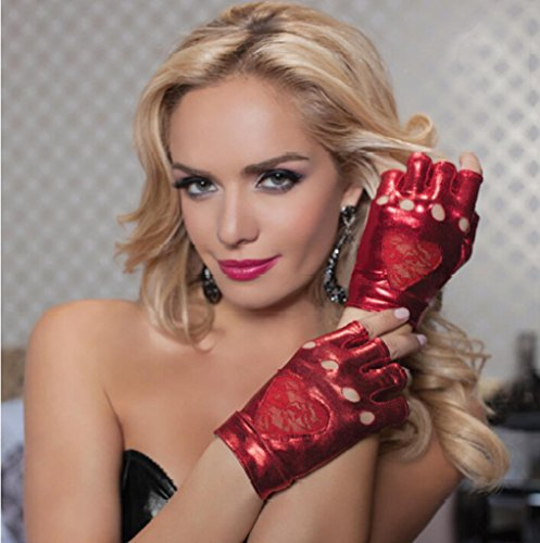 zyqyjgf-guanto-fase-di-cappotto-di-vernice-guanti-mezzo-dito-pizzo-sexy-performance-glovespack-of-2-
