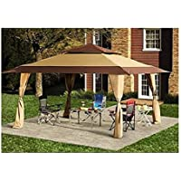 Z-Shade ZSB13PRETB150 13' x 13' Gazebo Canopy + $21 Sears Credit
