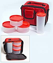 Milton Meal Combi Lunch Box Set, (Colors May Vary)