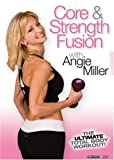 Angie Miller: Strength & Core Fusion Total Body [DVD] [Import]