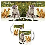 ToduGift Friendss forever mug