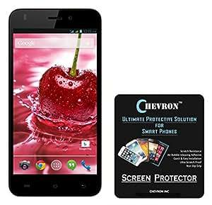 Chevron Scratch Resistant Screen Protector for Lava Iris X1 Grand
