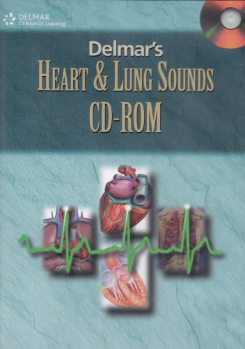 Delmar's Heart & Lung Sounds CD-ROM