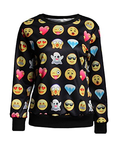 Emoji Jogger Sweatpants/Shirt/Suit