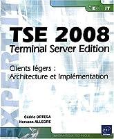 TSE 2008 – Terminal Server Edition Front Cover