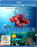 Faszination Korallenriff 3D - Jäger & Gejagte (3D Version inkl. 2D Version & 3D Lenticular Card) [3D Blu-ray]