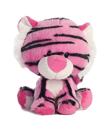 Pink Tiger Stuffed Animal