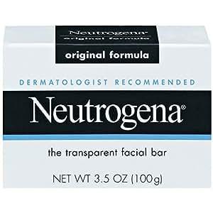 Neutrogena Neutrogena Transparent Facial Soap Bar 3.5 oz