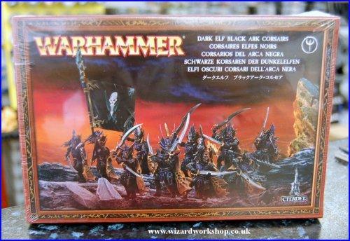 цена на Dark Elf - Black Ark Corsairs 2008 - Warhammer