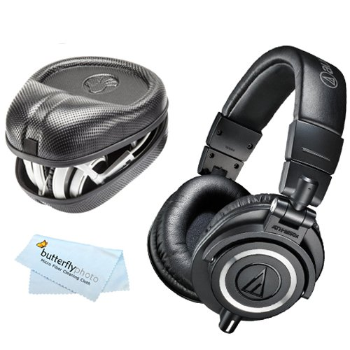 Audio Technica ATH-M50X Professional Headphones