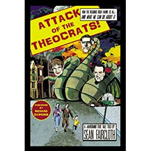 Book: 'Attack of the Theocrats!'