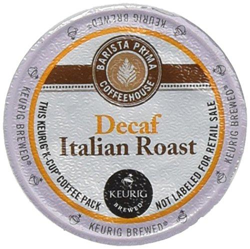 Barsita Prima Decaf Italian Roast (2 Boxes of 24 K-Cups) (Barista Prima Italian Decaf compare prices)