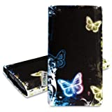 Stilbag Pouch 'MIKA' for Apple iPhone 5c - Design: Butterfly Glow
