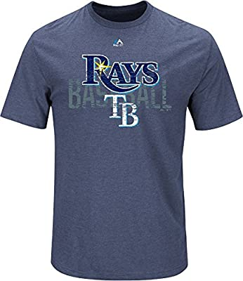 Tampa Bay Rays Mens Baseball T-Shirt