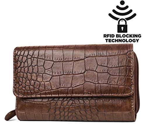mundi-big-fat-womens-rfid-blocking-safe-wallet-clutch-organizer-crocodile-pattern-one-size-brown-cro