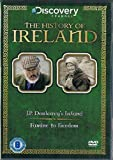 The History of Ireland 2 DVD J.P. Donleavy's Ireland & Famine to Freedom