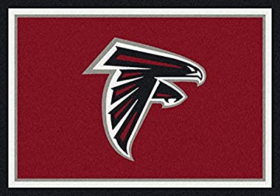 Milliken Atlanta Falcons NFL Team Spirit Area Rug